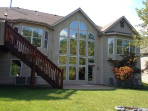 exterior residential windows
