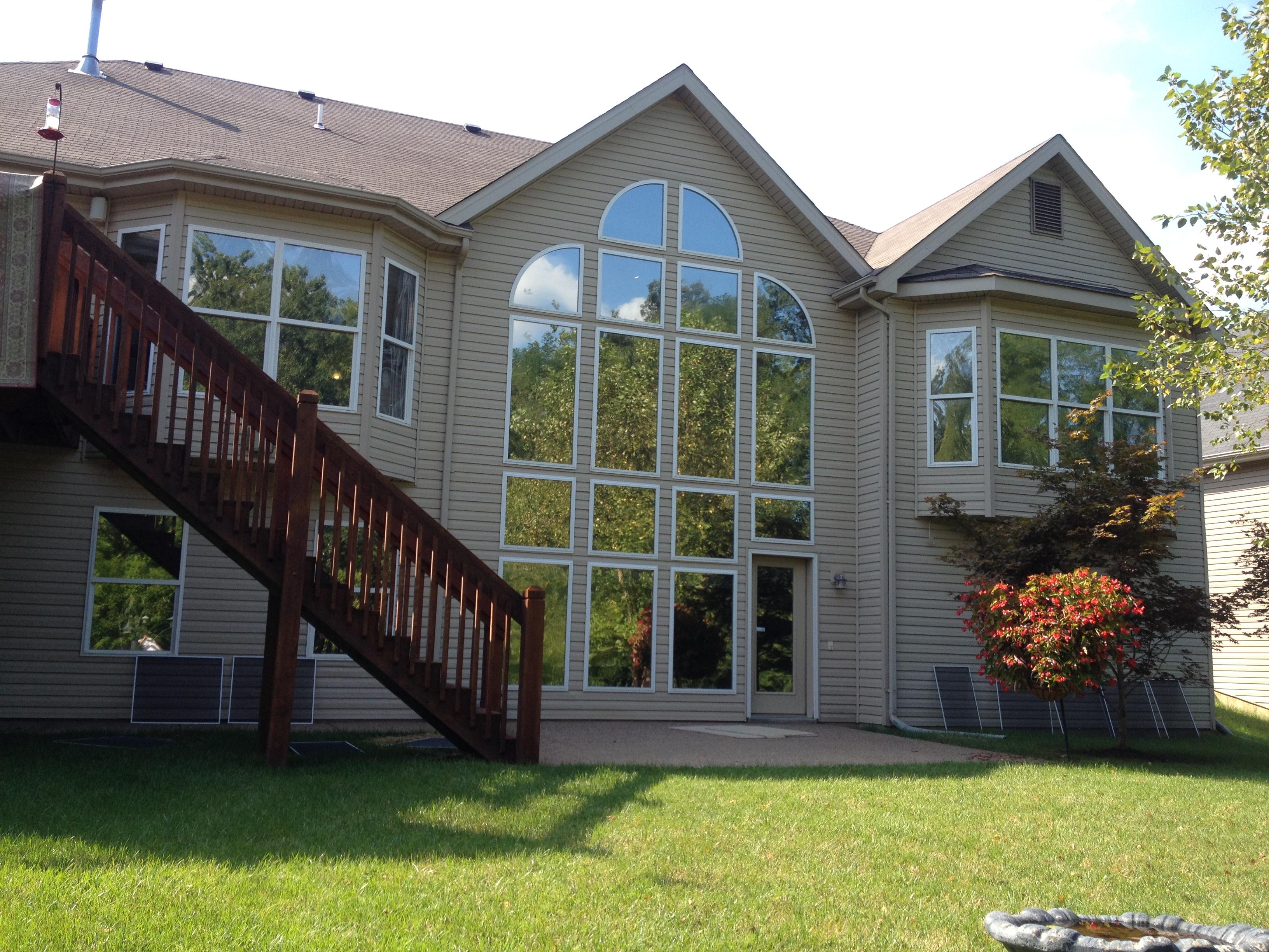 exterior residential windows
