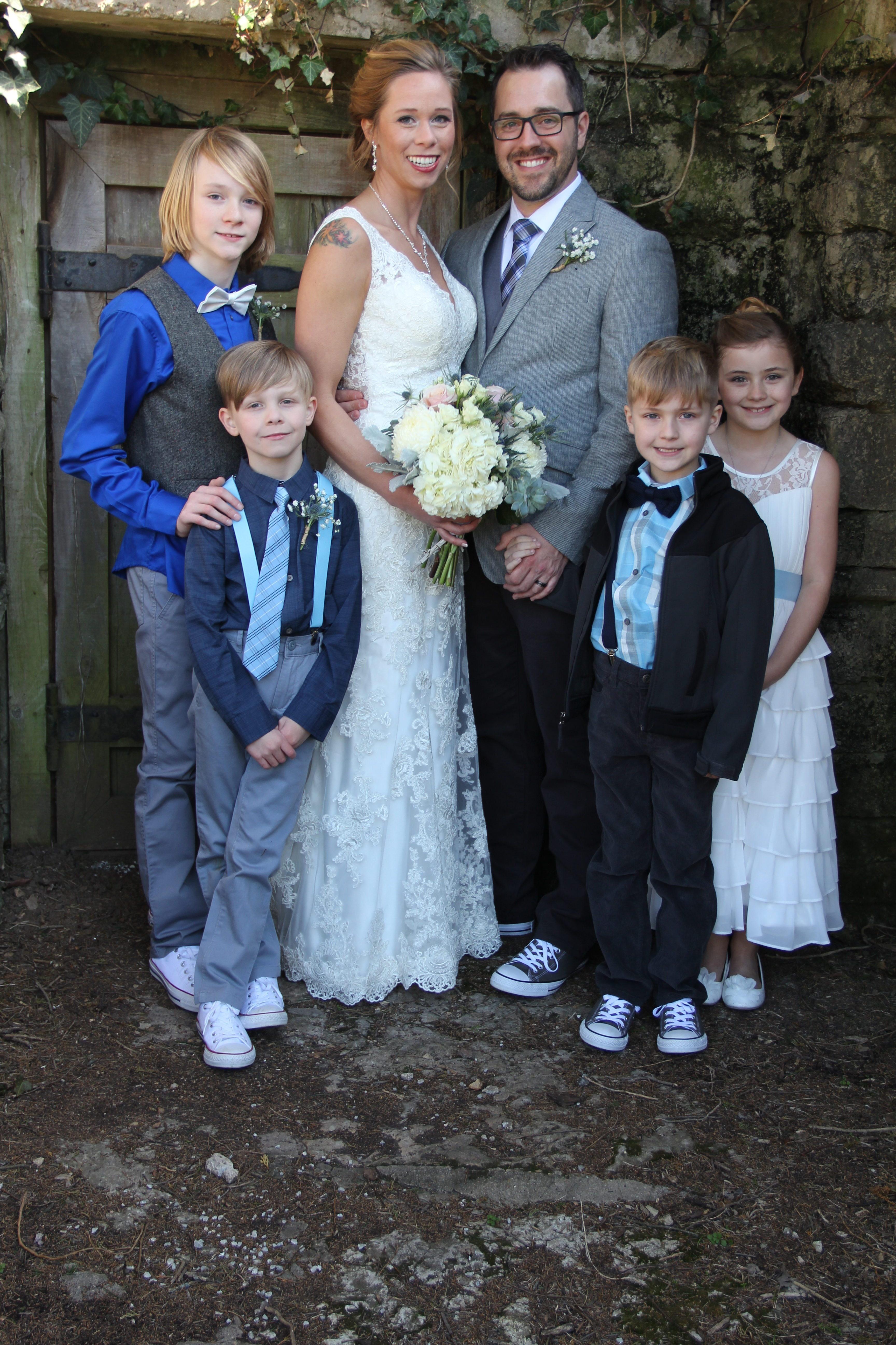 The family Matt Voss